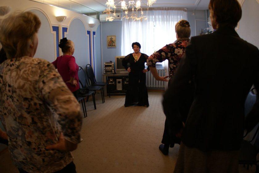 Мастер-класс по танцам москва